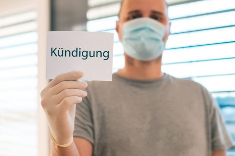 Betriebsbedingte Kündigungen während der Corona-Pandemie