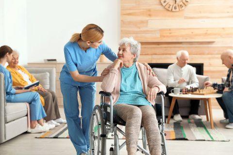 So finden Sie das richtige Pflegeheim